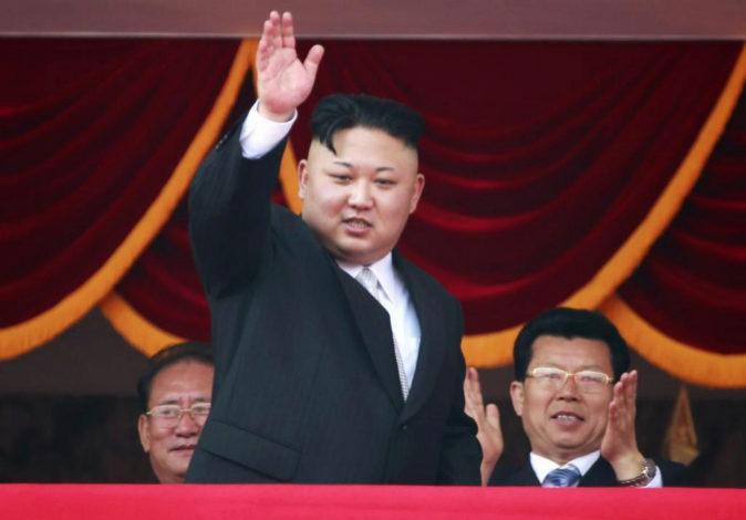 El líder norcoreano, Kim Jong-un, en una imagen del pasado 15 de...