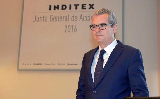 Pablo Isla, presidente ejecutivo de Inditex.