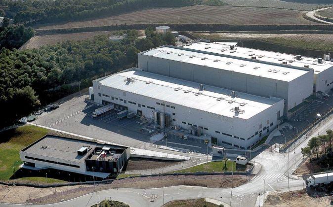Las instalaciones de AC Marca en Bigues i Riells (Vallès Oriental).