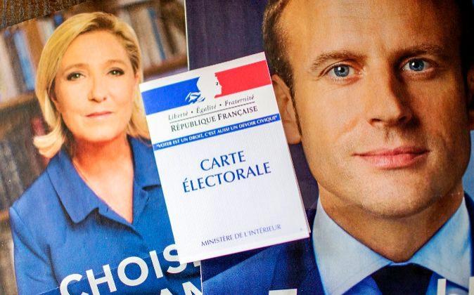 Las elecciones enfrentan a la francia que quiere enfrentarse a la UE...