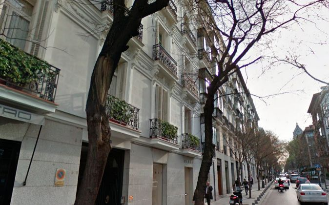 Grosvenor ha escogido la calle Jorge Juan en la Milla de Oro de Madrid...