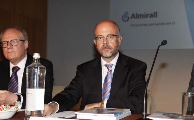 Eduardo Sanchiz es el consejero delgado de Almirall.