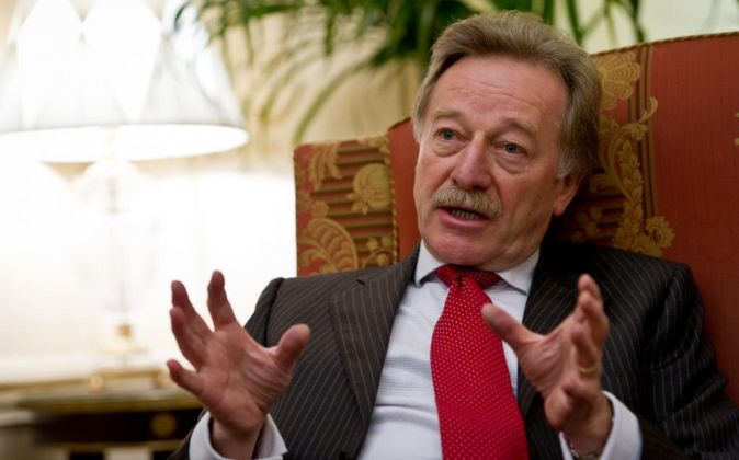 Yves Mersch, miembro del Comité Ejecutivo del BCE.