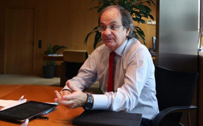 Pere Viñolas es el consejero delegado de Colonial.