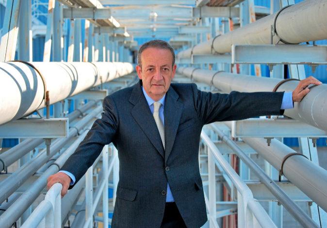José Miguel Isidro Rincón, presidente de Europac y propietario de...