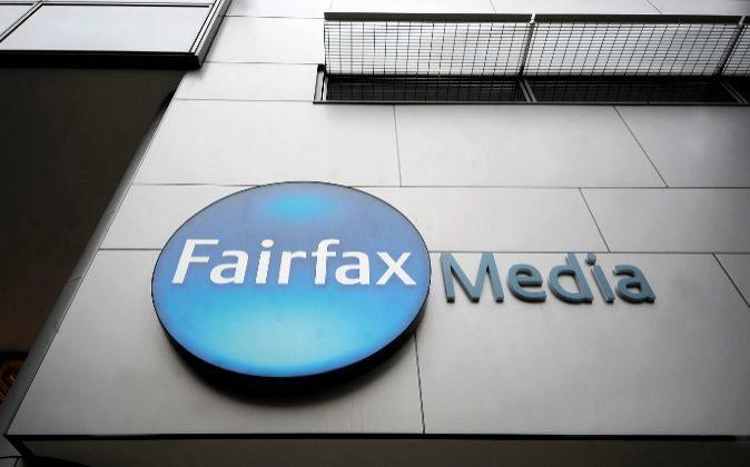 Logo de Fairfax Media.