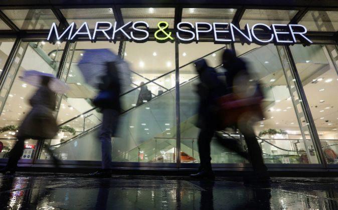 Tienda de Marks and Spencer.
