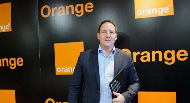 Laurent Paillassot, consejero delegado de Orange España.