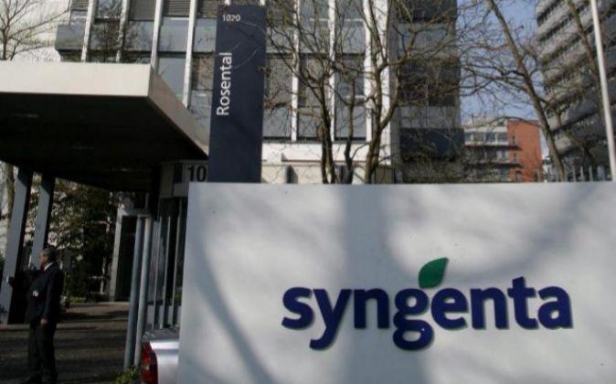 Sede de la compañía Syngenta en Basilea, Suiza