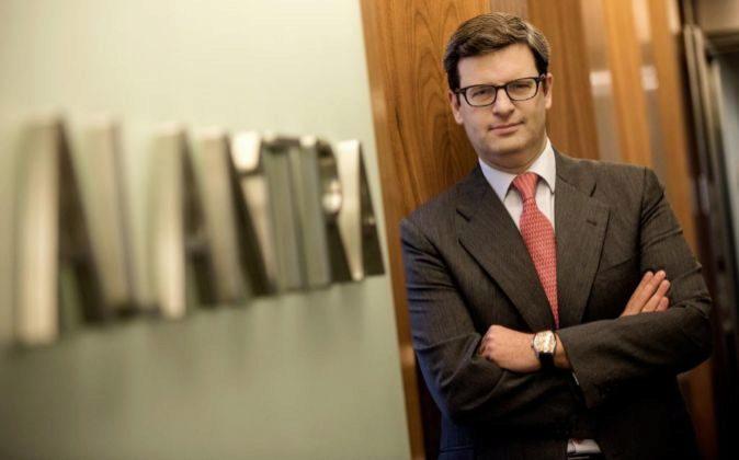 Miguel Hernández presidente de banca de inversión de Alantra.