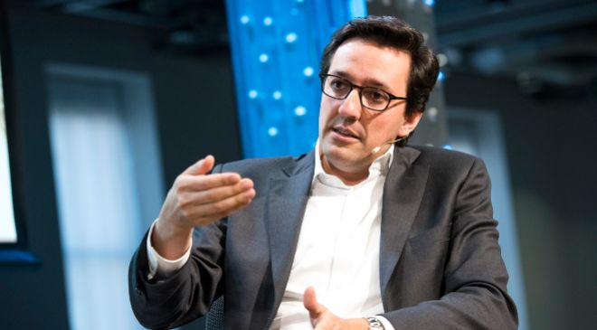 Darío Gil, vicepresidente de Ciencia y Tecnología de IBM.