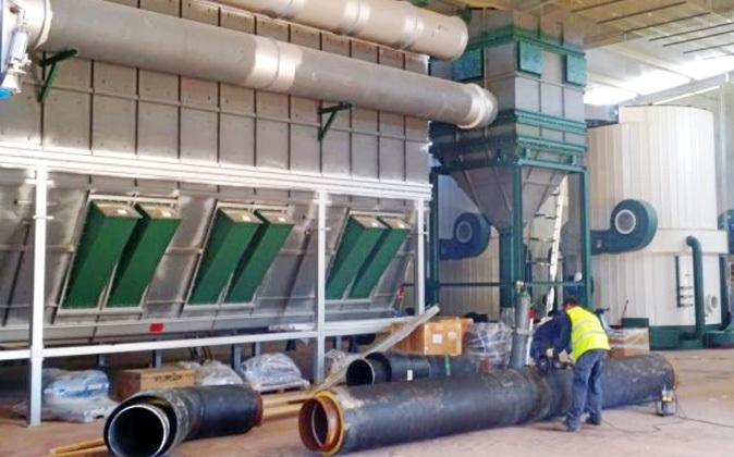 El fondo energético de Suma tiene el 90% de la red de calor de Soria,...