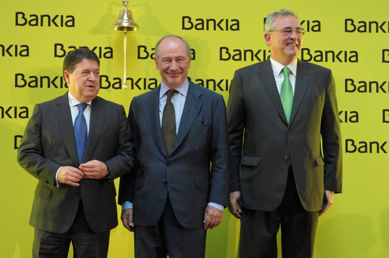 La Audiencia Nacional ha procesado al expresidente de Bankia Rodrigo...