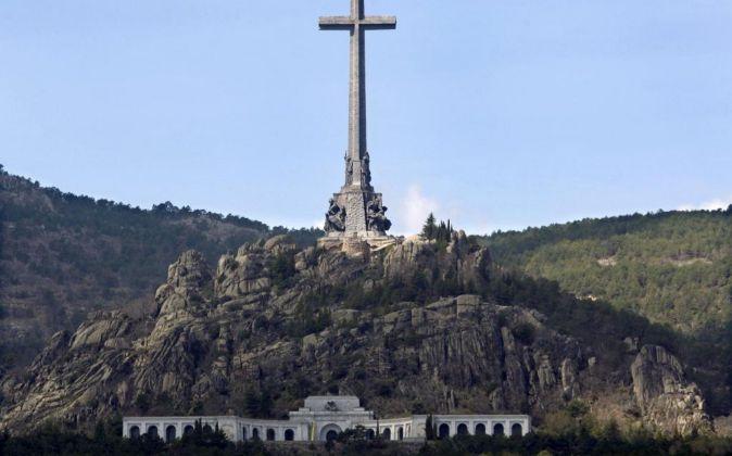 Valle de los Caídos, Madrid.
