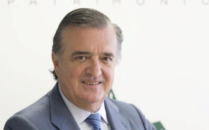 Luis López de Herrera-Oria, consejero delegado de Axiare.