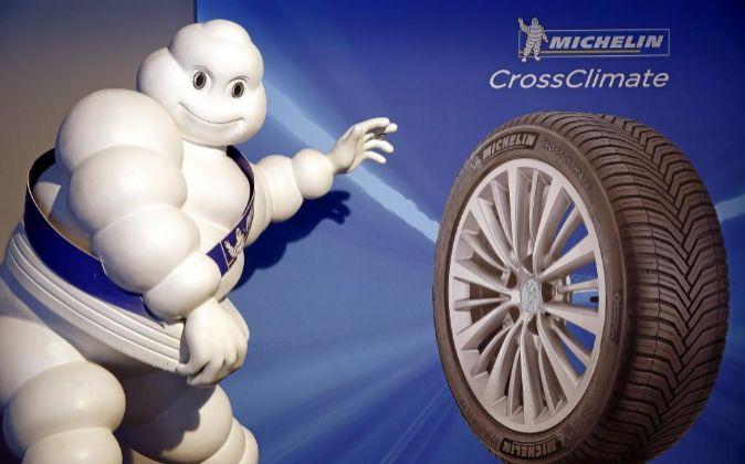 Muñeco de Michelin.