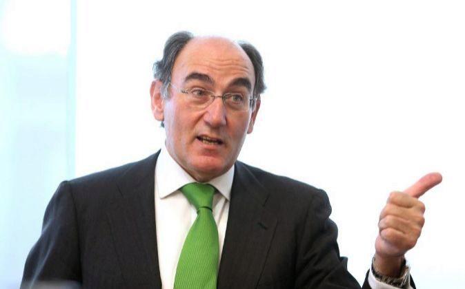 Ignacio Sánchez Galan, presidente de Iberdrola.