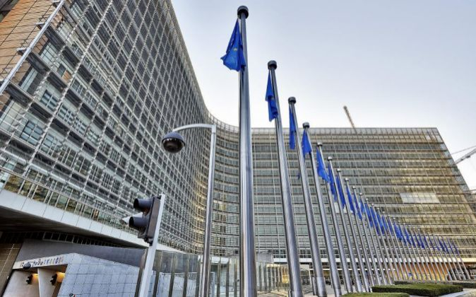 Sede de la Comisión Europea (CE), en Bruselas.