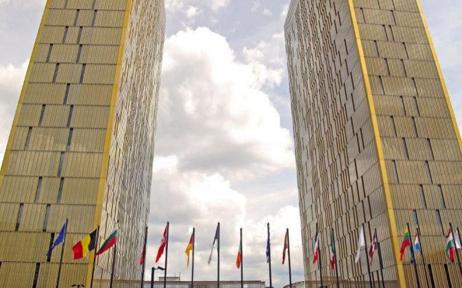 Sede del TJUE en Luxemburgo.