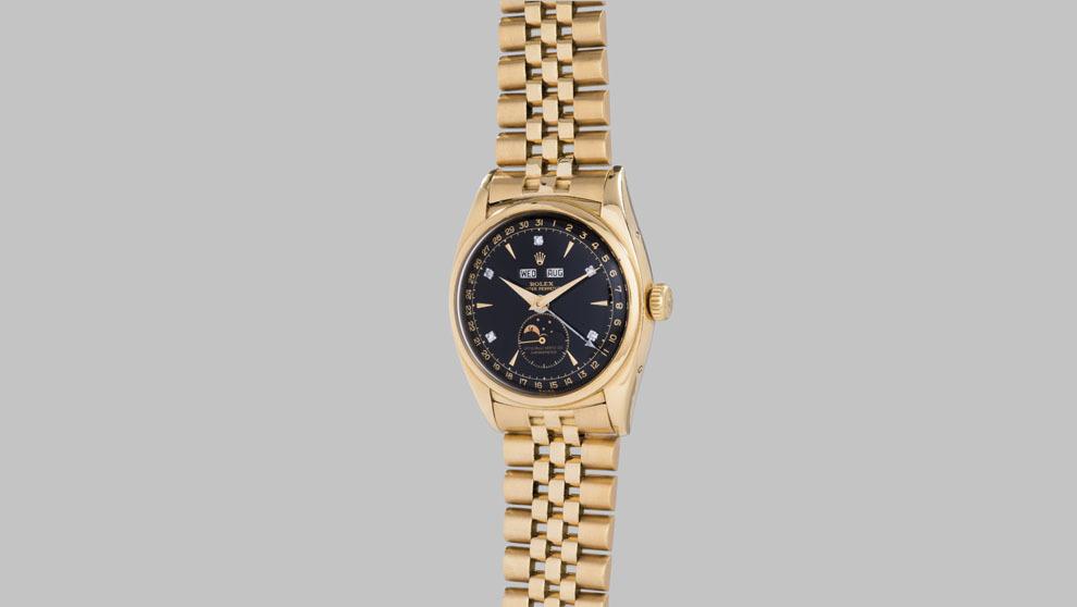 c9021a8c1fb5 El Rolex más caro del mundo es el Bao Dai, vendido por cuatro ...