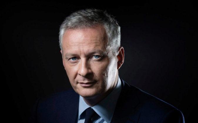 Bruno Le Maire, nuevo ministro de Economía de Francia.