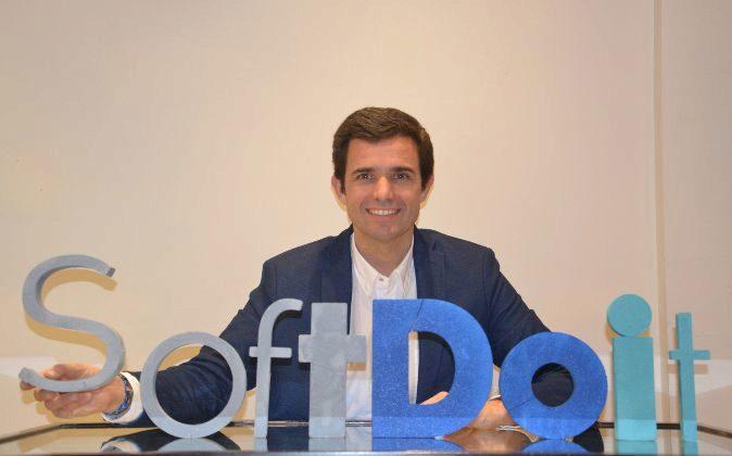 Luis Soler, CEO de SoftDoit