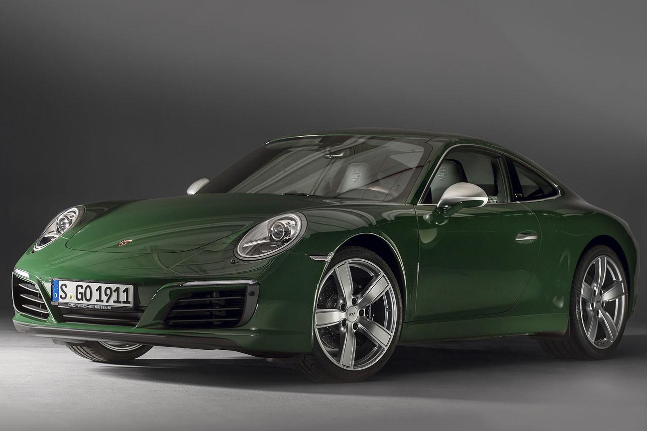 Hace muy pocos días el Porsche 911 número un millón salía de las...
