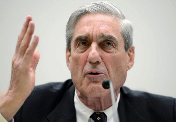 Fotografía de archivo exdirector del FBI, Robert Mueller, actual...