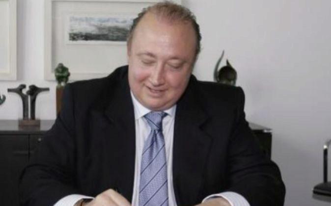 Fernando Samper, dueño del grupo Forestalia.