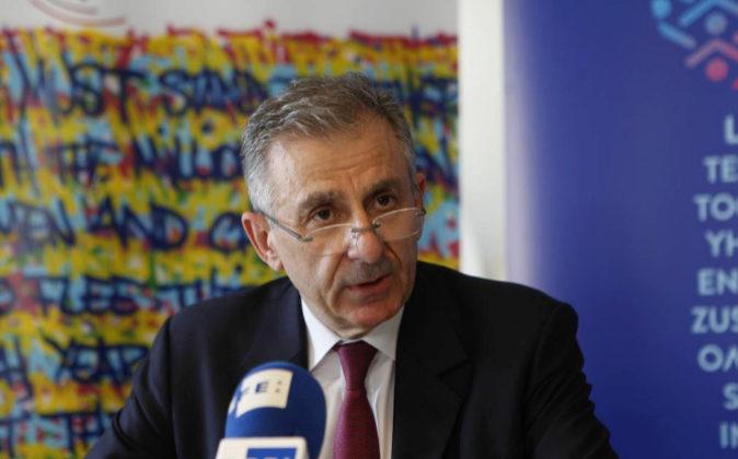El director ejecutivo del Comité Antiterrorista del Consejo de...