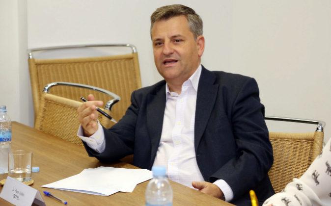 Pere Vallès, CEO de Scytl
