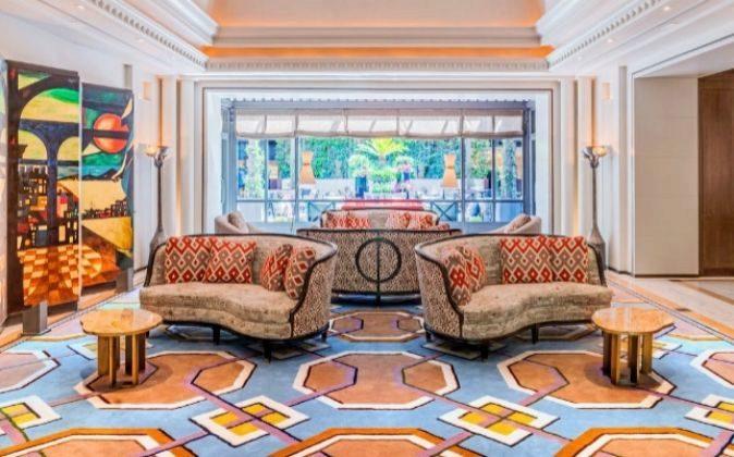 El grupo Dogus compró el Hotel Villa Magna en 2016.