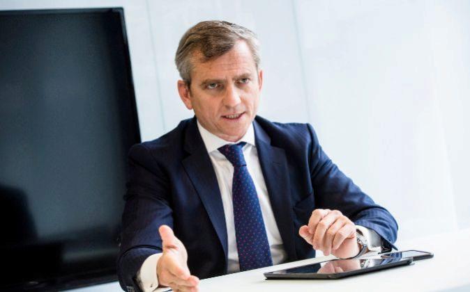 Jose Garcia Casteleiro, responsable global de Corporate Finance en...