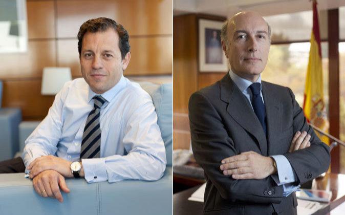 José Manuel Fernández Bosch (izda.), nuevo director general de...