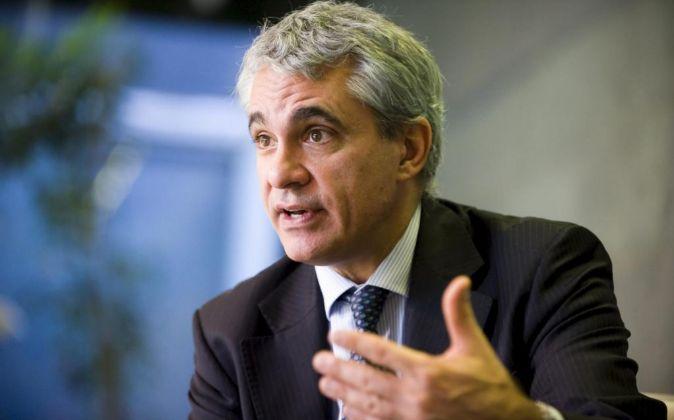 Stefano Scarpetta. Director de Empleo y Asuntos Sociales en la OCDE