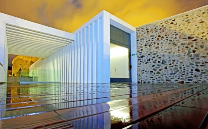 Atrio está en el centro histórico de Cáceres, en un edificio cuya...