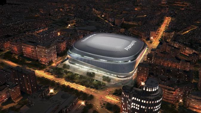 Fotografía facilitada por el Ayuntamiento de Madrid, del aspecto que...