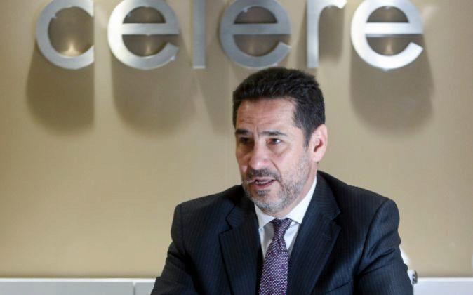 Juan Antonio Gómez-Pintado, presidente de Vía Célere