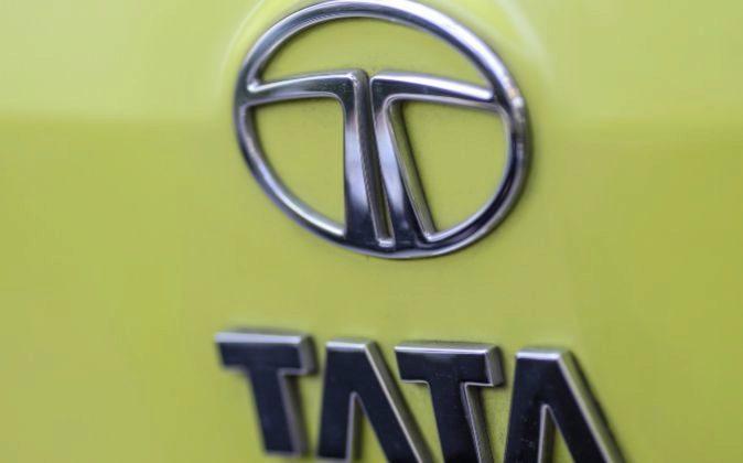 Logo de Tata.