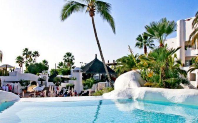 Hotel Jardín Tropical, en Tenerife, adquirido por HI Partners.