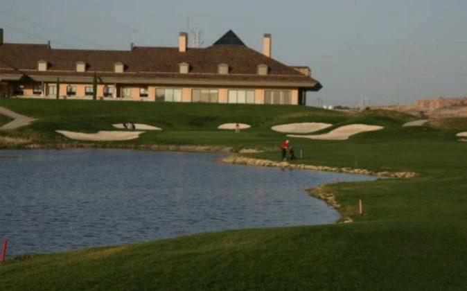 El evento de Madrid tiene lugar en el Centro Nacional de Golf.