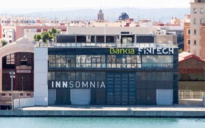 La sede de la aceleradora en Valencia.
