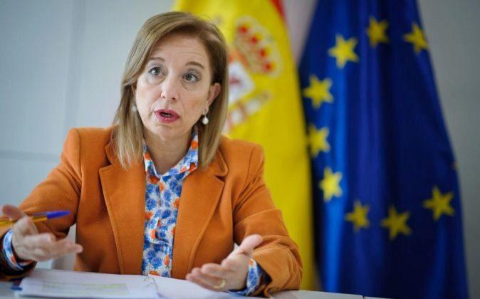Secretaria de Estado de Comercio, María Luisa Poncela.