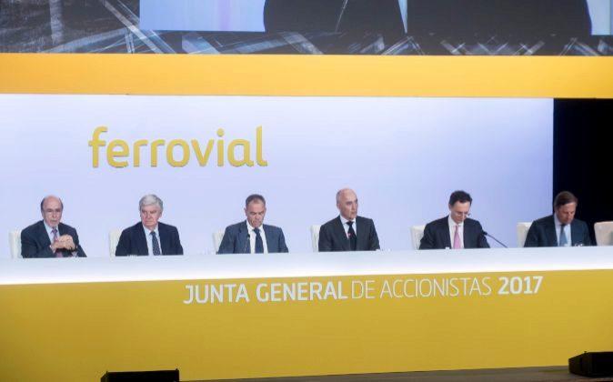 Junta de accionistas de Ferrovial