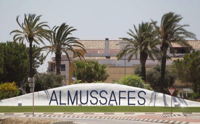 El municipio de Almussafes, que ha constituido una empresa pública.