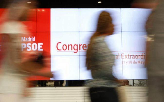 Congreso Extraordinario del PSOE-M.