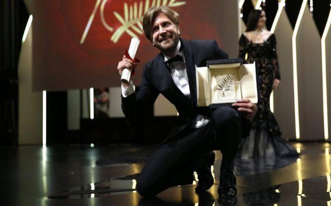 El directos Ruben Ostlund, ganador de la Palma de Oro.