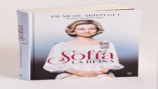 'Sofía. La Reina', Pilar de Arístegui; <a...