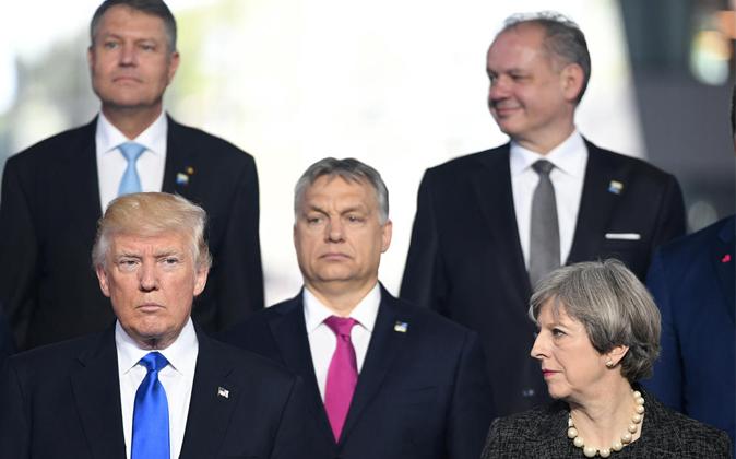 Los líderes europeos no ven en Trump un aliado con quien...