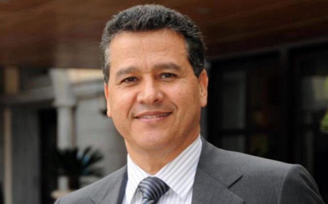 Eustasio López, presidente del Grupo Lopesan.